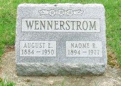 August Edward Wennerstrom