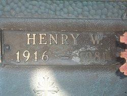 Henry Washington Avery