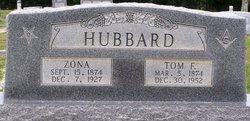Thomas Freeman Hubbard