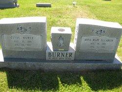 Anna Mary Elizabeth <I>Nauman</I> Burner