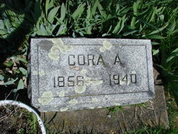 Cora Augusta <I>Rogers</I> Allyn