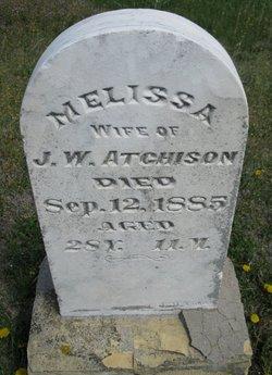 Melissa <I>Harris</I> Atchison