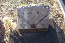 Gladys <I>Hart</I> Black