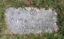Alvera Batheina <I>Norton</I> Church