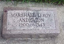 Marshall LeRoy Anderson