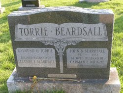 Carman E. <I>Wright</I> Beardsall