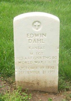Edwin Dahl