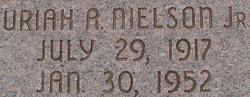 Uriah Albert Nielson, Jr