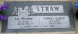 Coe <I>Packard</I> Straw