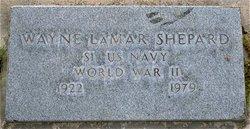 Wayne Lamar Shepard