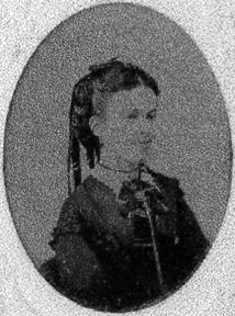 """Charlotte S """"Lottie"""" <I>Griswold</I> Wilkinson"""