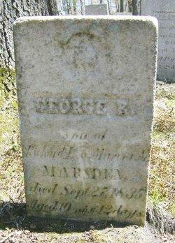 George R. Marsden