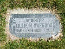Lillie M Swenson