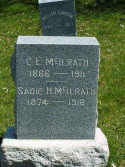 Sadie Helen <I>Smith</I> McIlrath