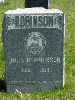 John B Robinson