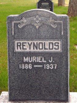 Muriel Juanita <I>Taylor</I> Reynolds