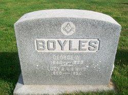 Lucy A Boyles