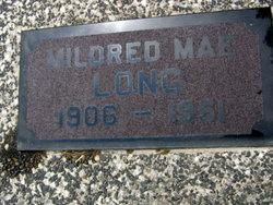 Mildred Mae <I>Dennis</I> Long