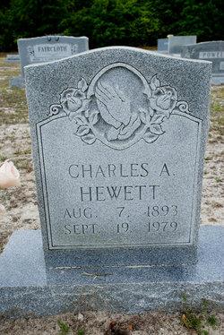 Charles Allen Hewett