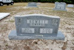William Layton Hewett