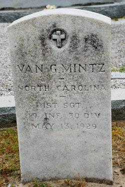 Van Gressette Mintz