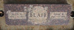 Eliza May <I>Landers</I> Blair