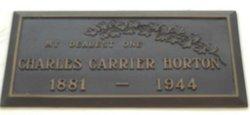 Charles Carrier Horton