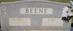 Reuben Raymond Beene