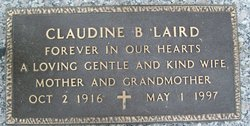 Claudine B. Laird