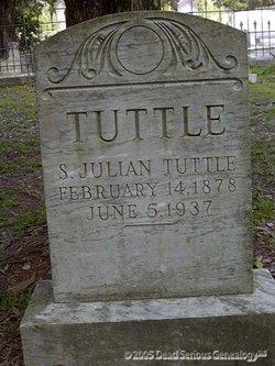 S Julian Tuttle