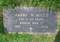 Harry W. Mills