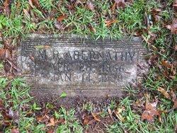 Marion Rochester Abernathy