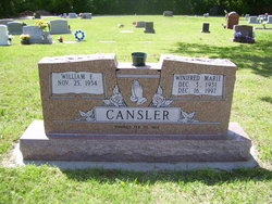 Winifred Marie Cansler