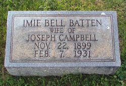 Imie Bell <I>Batten</I> Campbell
