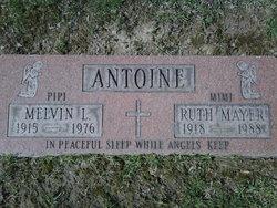 """Melvin L """"Pipi"""" Antoine"""