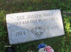 Sgt Joseph Harn