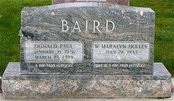 Donald Paul Baird