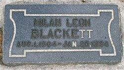 Milan Leon Blackett