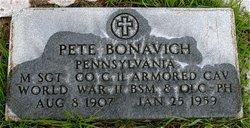 Peter Richard Bonavich