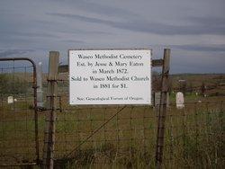 Wasco Methodist Cemetery