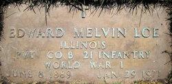 Edward Melvin Loe