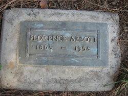 Florence <I>Mitchell</I> Abbott