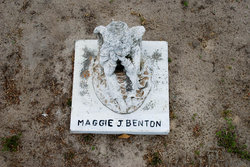 Maggie M <I>Jarrell</I> Benton