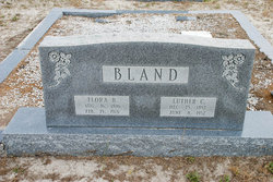PFC Luther Carson Bland