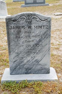 James Walker Mintz