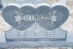 Pvt Martin Newman Mintz