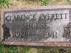 Clarence Everett Shulse
