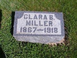 Clara Barton <I>Cadwell</I> Miller