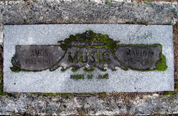 Martha Ann Frances <I>Stiltner</I> Music