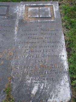 Elizabeth <I>Kepler</I> Kichlein